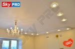 Натяжной потолок на стадии ремонта отзывы